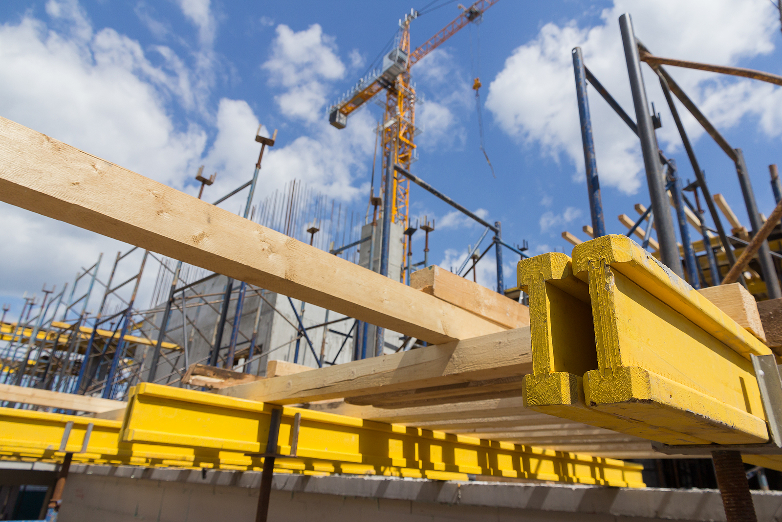 Construction Law Formwork For Monolithic Construction Building