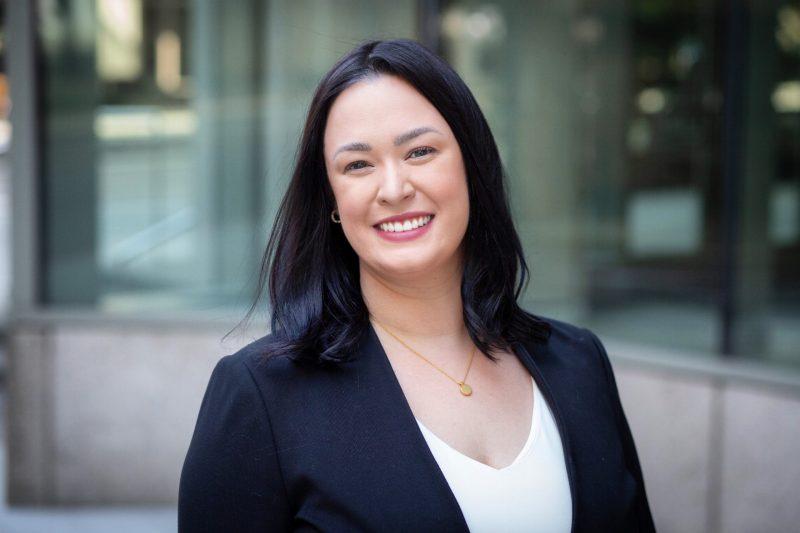 Kelsey L. Shewbert Litigation Attorney Seattle